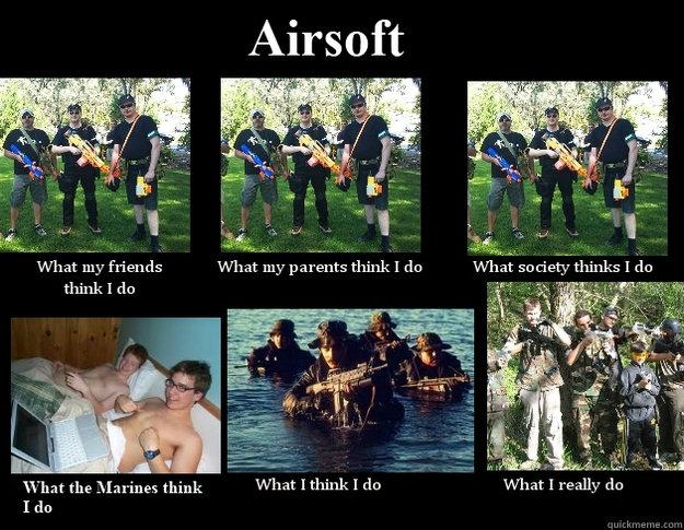 Airsoft Meme